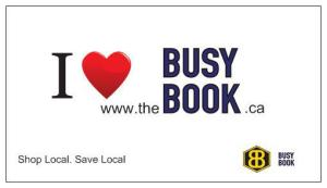 Busy Book Logo